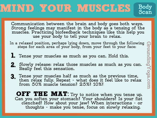 2 - Mind Your Muscles